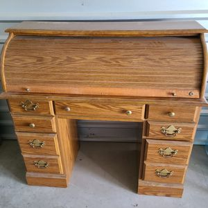 Roll Top Desk for Sale in Oroville, CA