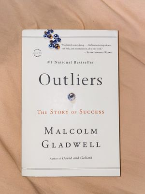 Outliers By Malcom Gladwell for Sale in Torrance, CA