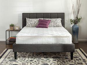 Comfort Queen Spring Mattress for Sale in Arlington, VA