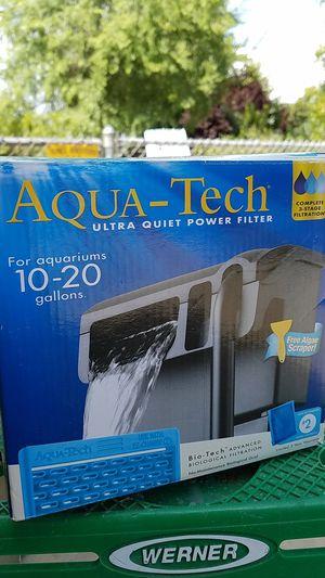 Aquarium filter for Sale in Sanger, CA