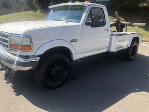 1997 ford f450 super duty tow truck for Sale in District Heights, MD