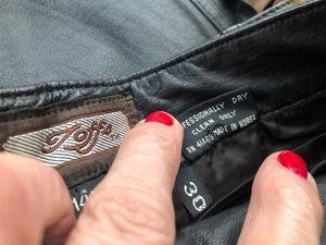 Motorcycle leather pants new biker pants for Sale in Sterling, KS