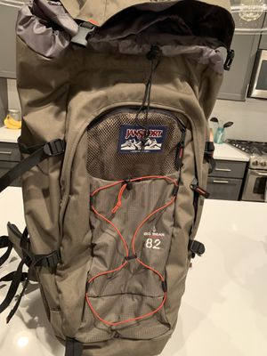 JanSport Professional Hiking Backpack for Sale in Fairfax, VA