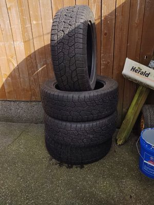 Used hankook tires 275/55R20 for Sale in Snohomish, WA