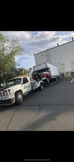 2000 gmc 3500 hd 6.5 turbo diesel tow truck for Sale in Alexandria, VA