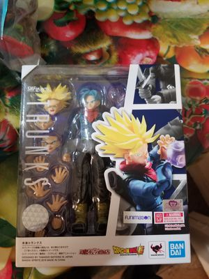 BANDAI S.H.Figuarts Dragonball Z FUTURE TRUNKS Saiyan - US SELLER!!! for Sale in Houston, TX