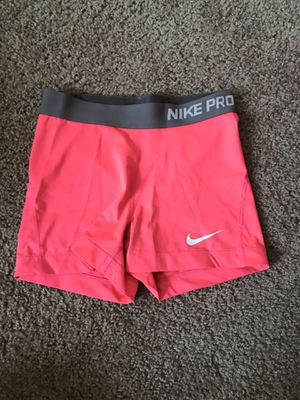 Nike pro spandex for Sale in Pittsburgh, PA