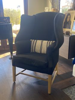 Restoration Hardware 1920s Wingback Chairs for Sale in Newport Beach,  CA