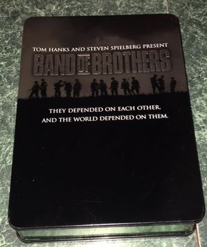 Band of Brothers 6 disc Collectors Tin for Sale in Petersburg, VA