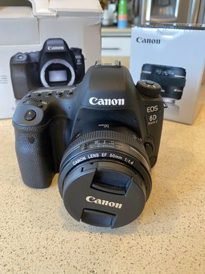 Canon 6D Mark II for Sale in Carlsbad, CA