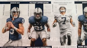 Six Psu vs Michigan state oct 13 and parking pass section NC for Sale in Lewisburg, PA