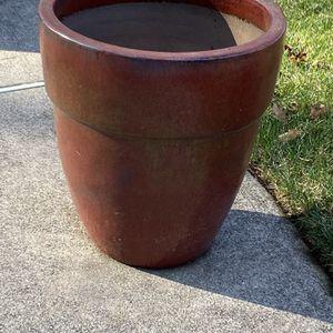 Plant Lot - Ceramic High End Pots for Sale in West Orange, NJ