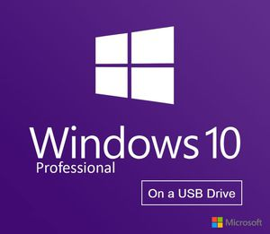 Windows 10 Pro USB for Sale in Lansing, IL