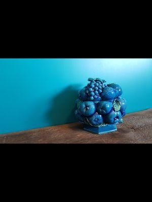 Vintage High Gloss Ceramic Cookie or Dog Biscuit Jar for Sale in Oakton, VA