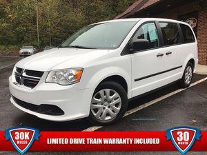 2016 Dodge Grand Caravan for Sale in Ashland, PA