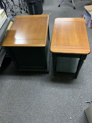 Hammary Coffee and End Table for Sale in Morgan Hill, CA