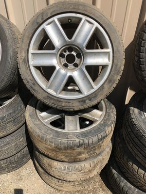 AUDI RIMS AND TIRES SET!! 225/45/17 $300 for Sale in Southwick, MA