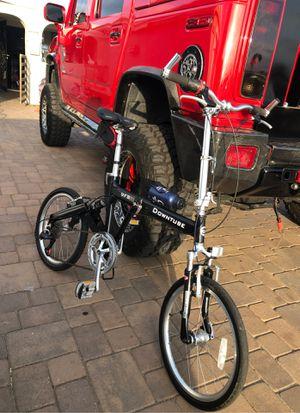Down tube folding bike like new for Sale in Chula Vista, CA