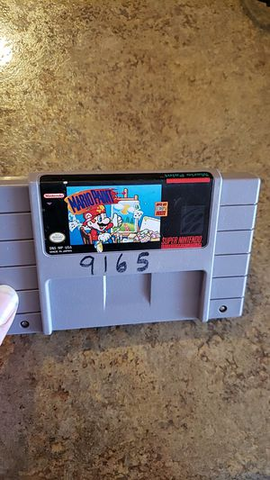 Super Nintendo Mario Paint make me an offer for Sale in Glendale, AZ