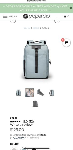 Paperclip bodhi diaper bag for Sale in Foothill Ranch, CA