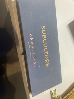 anastasia subculture palette for Sale in Naugatuck, CT