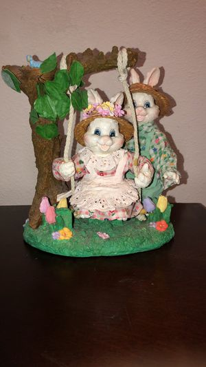 Easter/Spring bunny decor for Sale in Chula Vista, CA