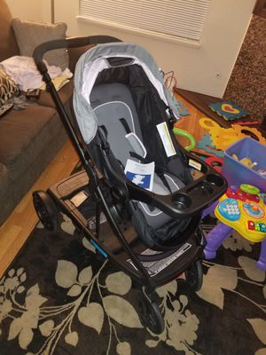 Graco Uno2Duo infant and toddler stroller/ carseat for Sale in Fontana, CA