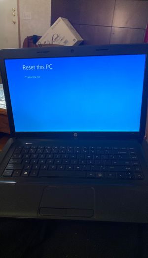 HP laptop for Sale in San Antonio, TX