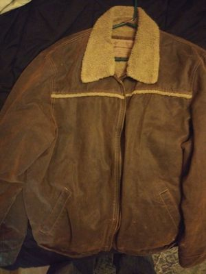 Leather coat for Sale in Portland, OR