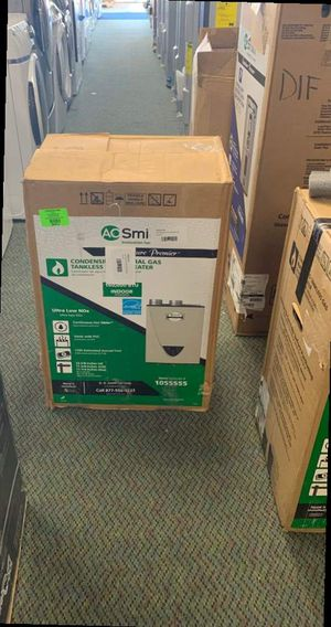 Brand New condensing natural gas tankless water heater 1BMI for Sale in Westminster, CA