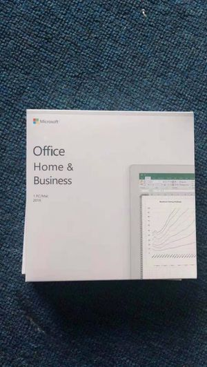 Microsoft Office Home and Business 2019 Software for Sale in Clayton, NC