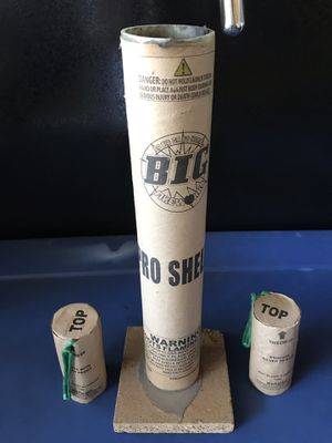 BIG Pro Shell Launcher and Motor Shells for Sale in Orange, CA