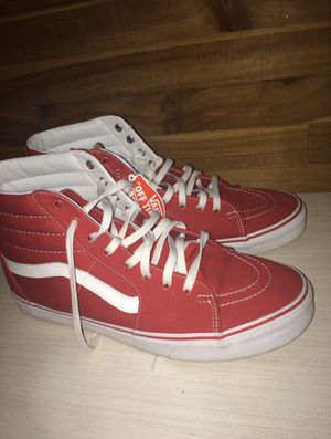 Red vans for Sale in Indianapolis, IN