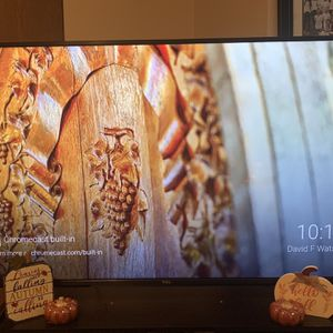 TCL 55inch TV for Sale in Gig Harbor, WA