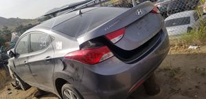 Hyundai elantra 2012 part out for Sale in Colton, CA
