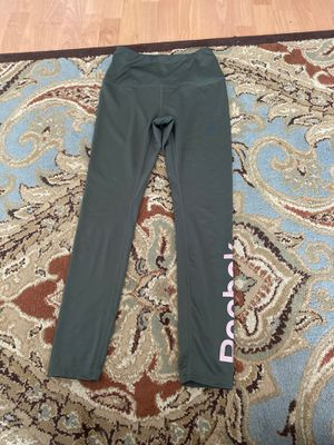 Size S Reebok Leggings (barely worn) for Sale in San Jose, CA