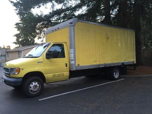 1999 Ford E 350 14ft Long for Sale in Bellevue, WA