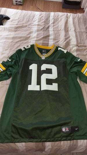 Aaron Rodgers stitched jersey Xl for Sale for sale  Blackwood, NJ