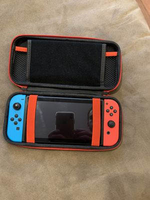 Nintendo switch with games and controller for Sale in North Potomac, MD