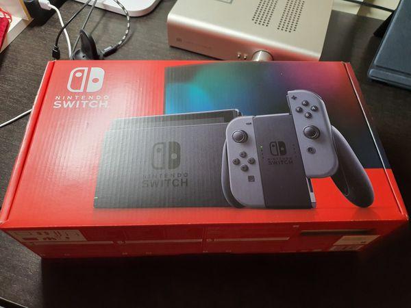 Nintendo Switch V2 Brand new