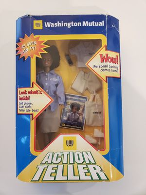 Action Teller doll for Sale in Arvada, CO