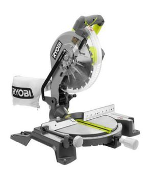 RYOBI 10 in. Compound Miter Saw with LED for Sale in Westminster, CA