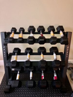 Weight / Dumbbell rack . Only Rack for Sale in Orlando, FL