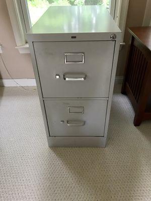 Steel file cabinet for Sale in Washington, DC