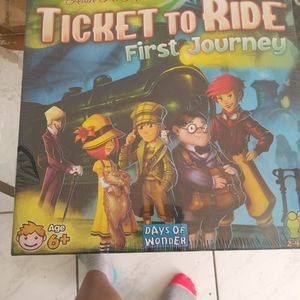 Ticket To Ride First Journey for Sale in Stuart, FL