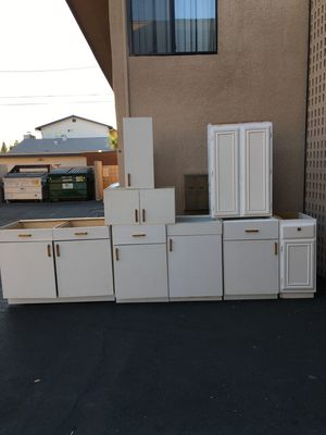 Kitchen cabinets in good condition for Sale in El Cajon, CA