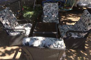Patio set for Sale in Hesperia, CA