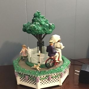 Enesco Musical Action Collectible Plays Bicycle Built For Two for Sale in Bartlett, IL
