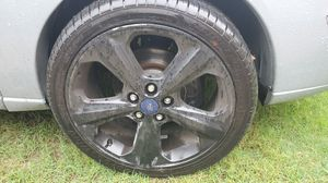 Ford Edge 18 x 8 rims (5x108) for Sale in Dallas, TX