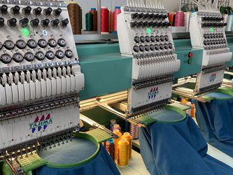 Tajima Embroidery Machine 2005 for Sale in Santa Ana,  CA